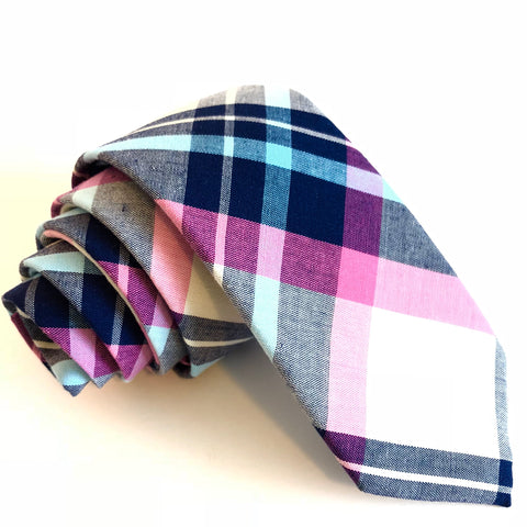 Keaton Striped Tie