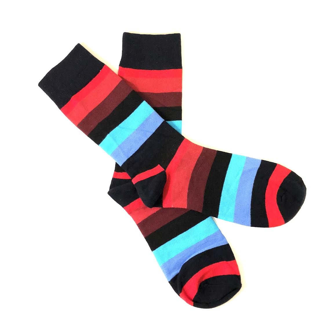 Logan Stripe Socks