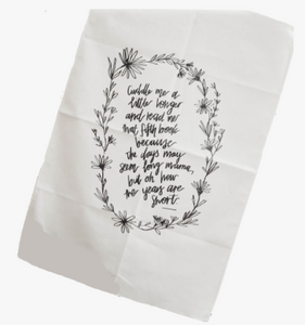 Mama Tea Towel