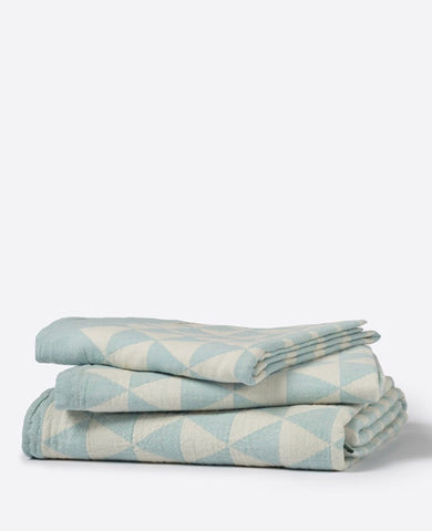 Mint Hills Bassinet Blanket