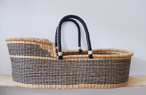 Willow Moses Basket