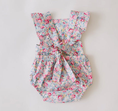 Tillie Vintage Playsuit