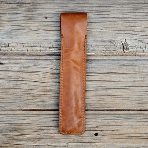 Leather Sustainable Straw Kit