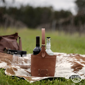 Twin Bottle Wine Carrier