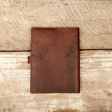 Leather Journal Cover - A5