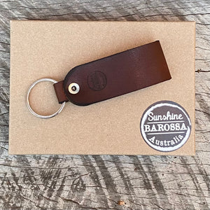 Leather Keyring prices from $39.95 - $49.95