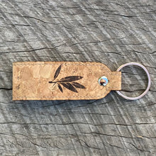 Cork Keyrings