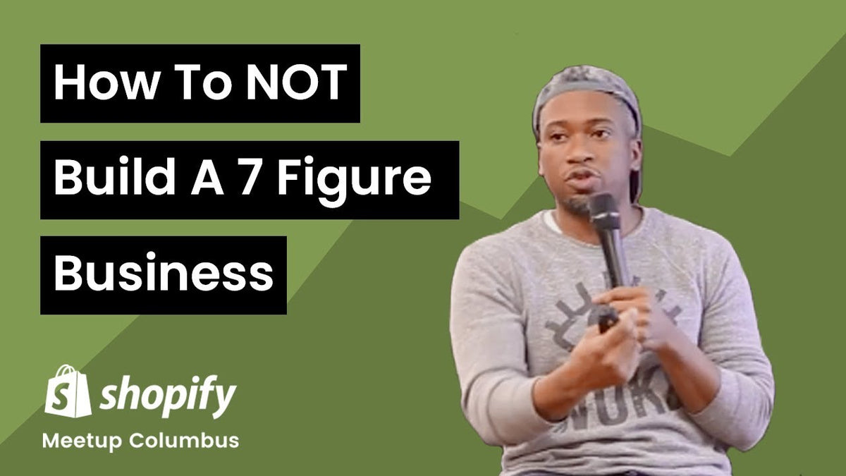 How to NOT Build a Seven Figure Business by Jay Bobo