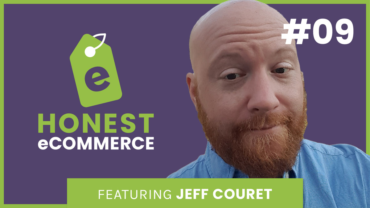 Ep. 9 - SEO: The 3 Things Most Shopify Store Owners Are Doing Wrong - with Jeff Couret