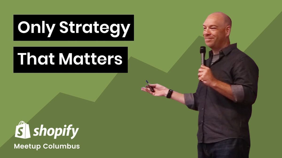 Dave Cherry | Shopify Meetup Columbus