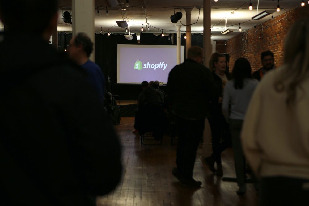 our November Shopify meetup Columbus was on 11/15/2018