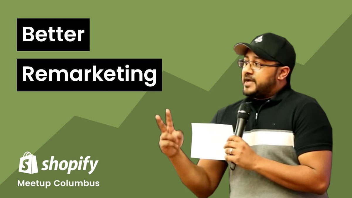 Better Remarketing by Justin Moodley