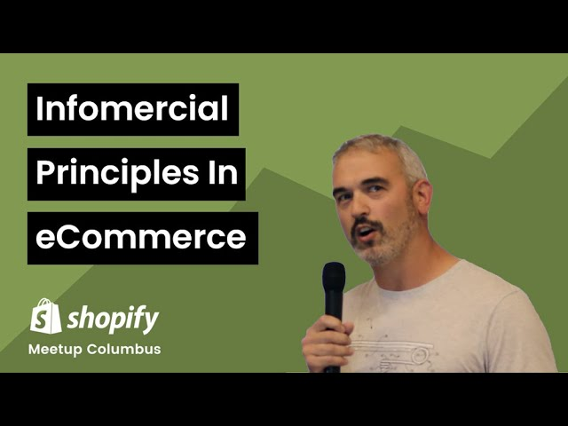 Tony Zara | Shopify Meetup Columbus
