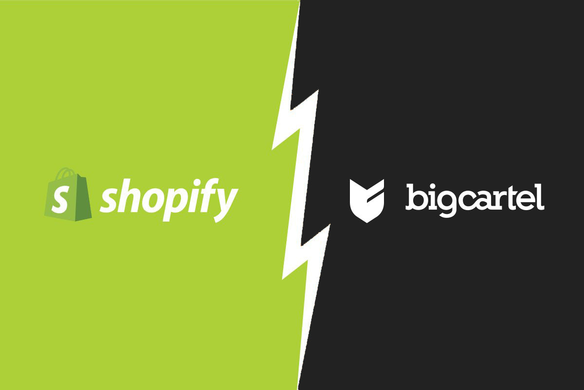 Shopify vs. Big Cartel: Seeking the Best eCommerce Platform