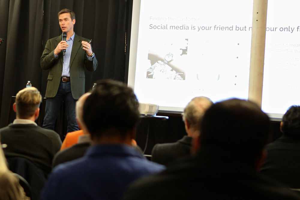 Todd Frostad of Sezzle reminds us that social media is our friend, but not our only friend