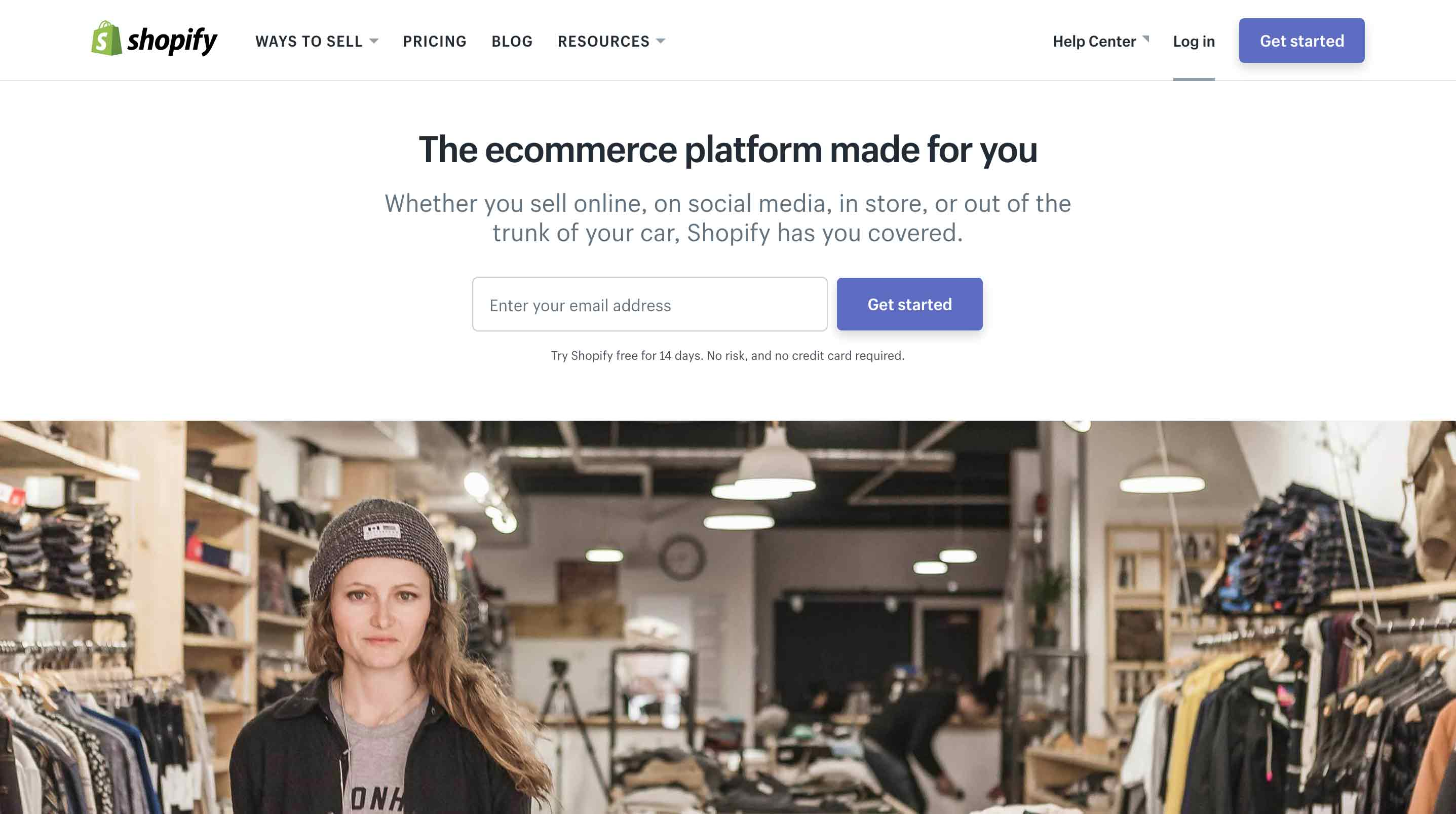 Shopify Store Set Up By Shopify Experts Electric Eye
