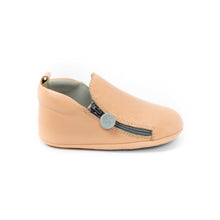 Cotton Candy Bootie Mini Zip - Rubber Soles