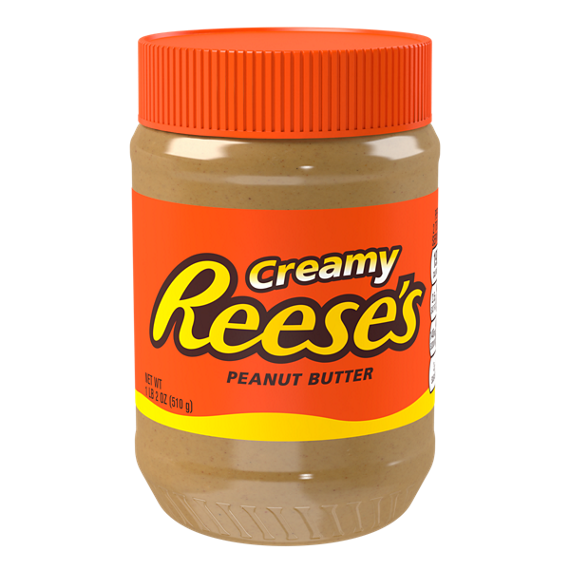 Reese's Ceamy Peanut Butter Spread 510g