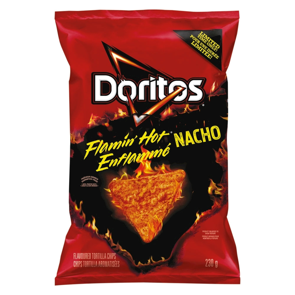 DORITOS FLAMIN HOT NACHO 311.8G