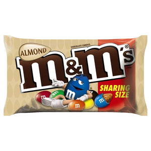 M&Ms Almond Share Size 80.2g