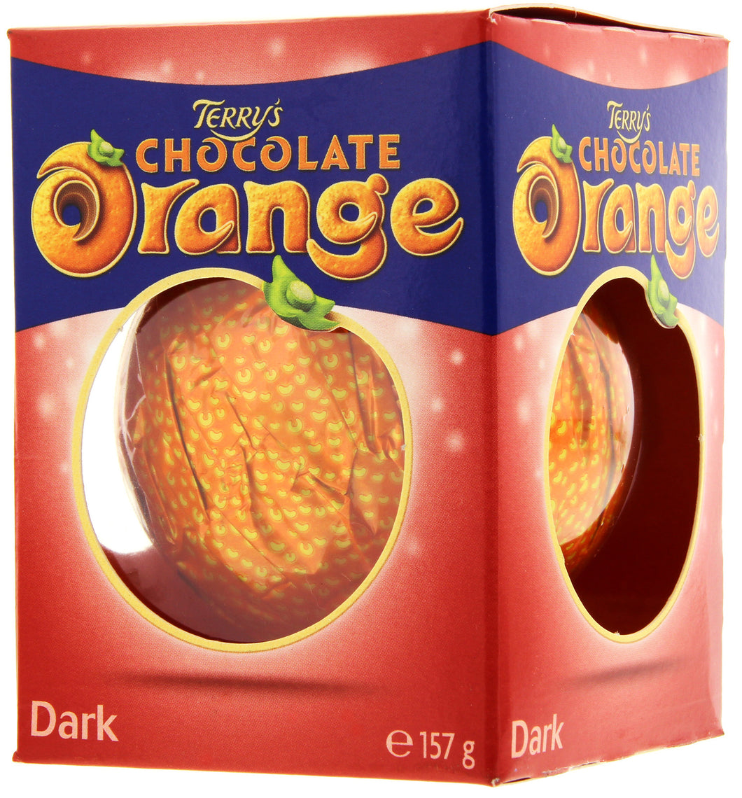 Terry's Chocolate Orange Dark 157g