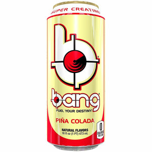 Bang Energy Drink PINA COLADA 473ML