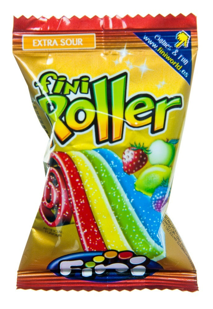 FINI ROLLER FIZZ COLORS 20G