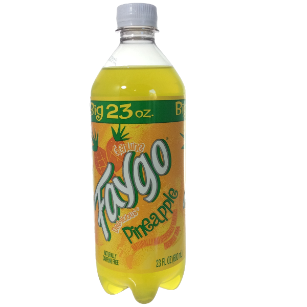 FAYGO Pineapple Flavour 680ml