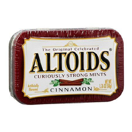 Altoids Strong Mints Cinnamon 50g
