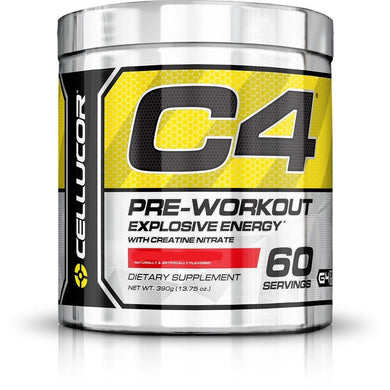 C4 GEN4 Pre-Workout Explosive Energy 60 Servings