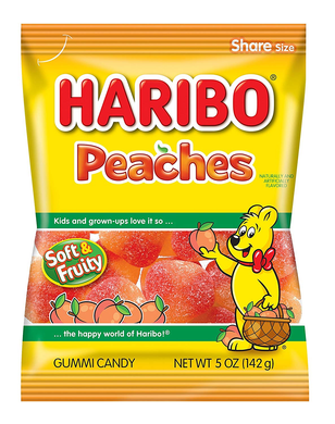 HARIBO Peaches 142g