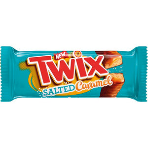 Twix Salted Caramel Medium Bar 46g