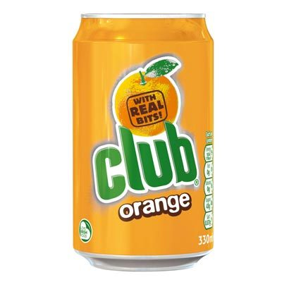 Club Orange 330ml