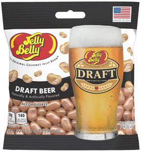 JELLY BELLY DRAFT BEER JELLY BEAN 99G