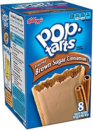 POP tarts Brown Sugar Cinnamon 397g