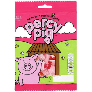 M & S FOOD PERCY PIG 170G