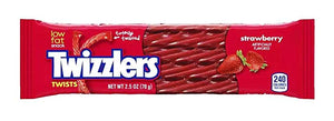 Twizzlers Twists Strawberry 70g