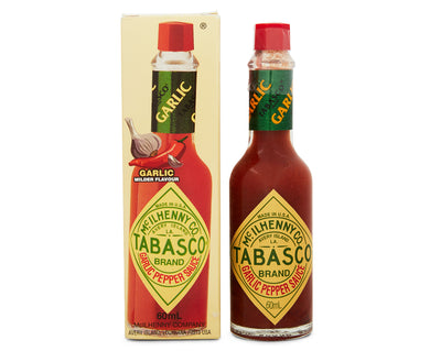 TABASCO Garlic Pepper Sauce 60ml
