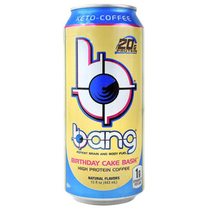 Bang Energy Drink BIRTHDAY CAKE BASH 443ML