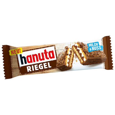 FERRERO Hanuta Riegel CHOCOLATE BAR