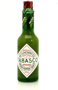 TABASCO Milder JALAPENO Green Pepper Sauce 60ml