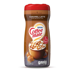 NESTLE COFFEE MATE CARAMEL LATTE 425.2G