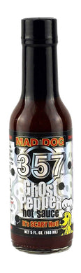 Mad Dog 357 Ghost Pepper Sauce 148ml