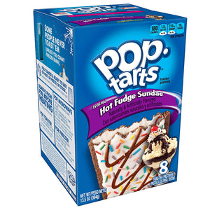 POP tarts Hot Fudge Sundae 400g