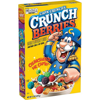 Cap'n Crunch Berries Cereal 370g