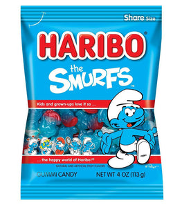 HARIBO the Smurfs 113g