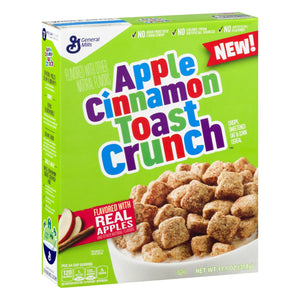 Apple Cinnamon Toast Crunch Cereal 314g