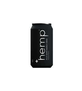 HEMP PLUS HEMP ENERGY DRINK 330ML