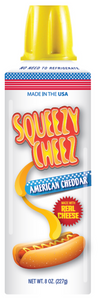 Squeezy Cheez American Cheddar 227g