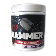 INTERNATIONAL PROTEIN WAR HAMMER PRE-WORKOUT  (360g)